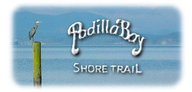 Padilla Bay Shore Trail Logo