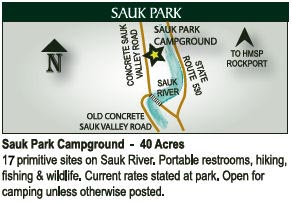 Sauk Park Location