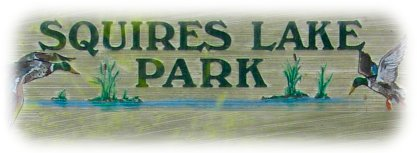 Squires Lake Park Logo